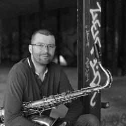 Tomasz Grzegorski - saksofon